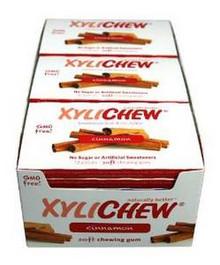 Cinnamon Gum, Display, 24 of 12 PC, Xylichew