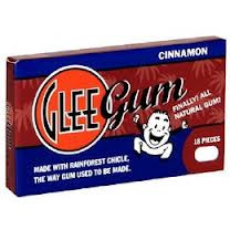 Cinnamon, 12 of 16 PC, Glee Gum