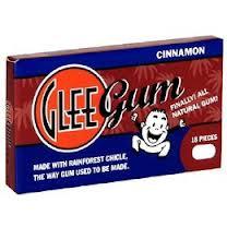 Cinnamon, 12 of 16 PC, Glee Gum