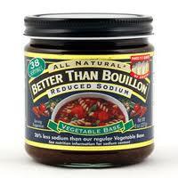 Vegetable Base, Reduced Sodium, 6 of 8 OZ, Better Than Bouillon