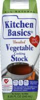Vegetable Stock, 12 of 8.25OZ, Kitchen Basics