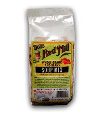Whole Grains & Bean Soup Mix, 4 of 26 OZ, Bob'S Red Mill