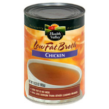 Chicken, Unsalted, 12 of 14.25 OZ, Health Valley