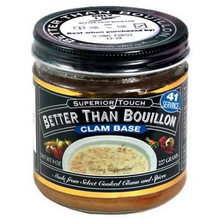 Clam Base, 6 of 8 OZ, Better Than Bouillon