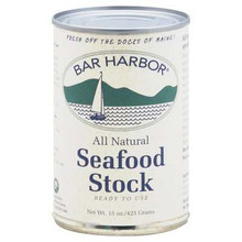 Stock, Seafood, 6 of 15 OZ, Bar Harbor