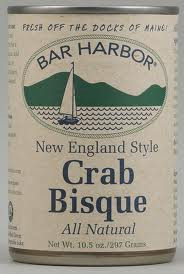 Bisque, Crab, 6 of 10.5 OZ, Bar Harbor