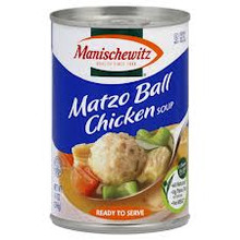 Chicken, Matzo Ball, Natural, 12 of 14 OZ, Manischewitz