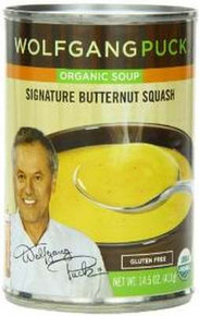 Butternut Squash, Creamy, 12 of 14.5 OZ, Wolfgang Puck