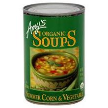 Summer Corn & Vegetable, 12 of 14.5 OZ, Amy'S