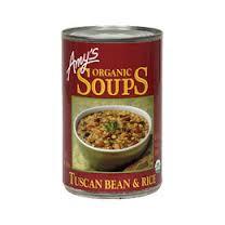 Tuscan Bean & Rice, 12 of 14.1 OZ, Amy'S