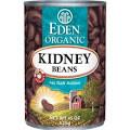 Beans, Kidney, Fat Free, 12 of 15 OZ, Eden Foods