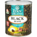 Black (Turtle), 12 of 29 OZ, Eden Foods