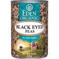 Black Eyed Peas, 12 of 15 OZ, Eden Foods