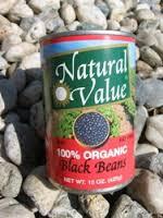 Black, 12 of 15 OZ, Natural Value
