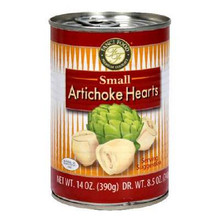 Artichoke Hearts 6-8 ct, 12 of 14 OZ, Fanci Food