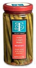 Beans, Hot Spicy, 6 of 12 OZ, Tillen Farms