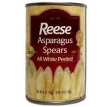 Asparagus, White, 15 OZ, Reese