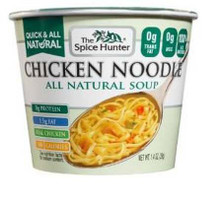 Chicken Noodle, 6 of 1.4 OZ, Spice Hunter