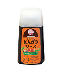 Bulldog Tonkatsu Sauce 5.6 fl oz  From Bull-Dog