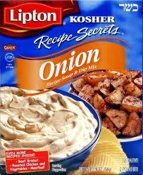 Soup, Onion, Kosher, 12 of 1.9 OZ, Lipton