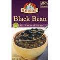 Black Bean & Rice, 6 of 1.6 OZ, Dr. Mcdougall'S