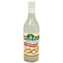 Natural Coco Vinegar 25 fl oz  From AFG