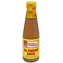 Mang Tomas' All Purpose Sauce 11.64 oz  From Jufran