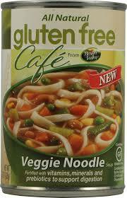 Veggie Noodle, 12 of 15 OZ, Gluten Free Cafe