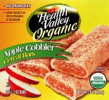 Apple Cobbler, 6 of 7.9 OZ, Health Valley