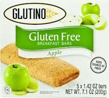 Apple, 12 of 7.1 OZ, Glutino