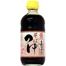 Soba Noodle Soup Broth 11.3 fl oz  From Marukin