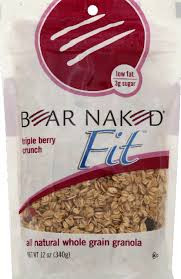Fit Triple Berry, 6 of 12 OZ, Bear Naked