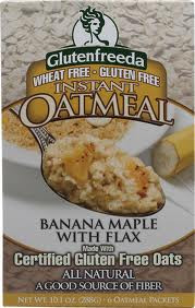 Banana Maple, 6 Ct, 8 of 10.1 OZ, Glutenfreeda Foods