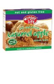 Caramel Apple , 6 of 5 OZ, Enjoy Life