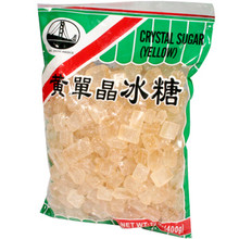 Chic Crystal Yellow Sugar 14 oz  From AFG
