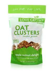 Apple Walnut Delight, 6 of 12 OZ, Love Grown Foods