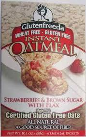 Strawberry & Brown Sugar, 6 Ct, 8 of 10.2 OZ, Glutenfreeda Foods