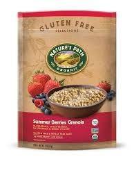 Summer Berries, GF, 8 of 11 OZ, Nature'S Path