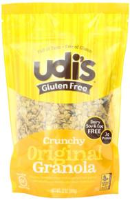 Original, GF, 6 of 12 OZ, Udi'S Granola