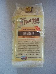 10 Grain, Hot, 4 of 25 OZ, Bob'S Red Mill