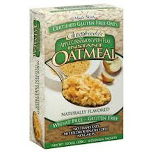 Apple Cinnamon, 6 CT, 8 of 10.5 OZ, Glutenfreeda Foods
