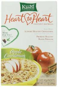 Heart to Heart Apple Cinn Oatmeal, 6 of 12.1 OZ, Kashi