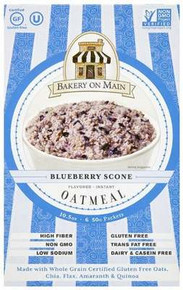 Blueberry Scone, 6 of 10.5 OZ, Bakery On Main