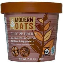 Nuts & Seeds, 6 of 2.3 OZ, Modern Oats