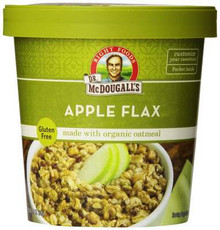 Apple Flax Oatmeal, GF, 6 of 2.3 OZ, Dr. Mcdougall'S