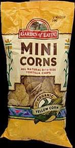 Mini Corn, 12 of 7.5 OZ, Garden Of Eatin'