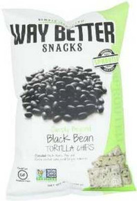 Beyond Black Beans, 12 of 5.5 OZ, Way Better Snacks