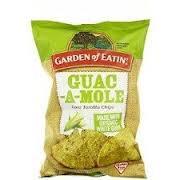 Tortilla, Guacamole, 12 of 8.1 OZ, Garden Of Eatin'