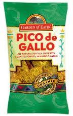 Tortilla, Pico de Gallo, 12 of 8.1 OZ, Garden Of Eatin'