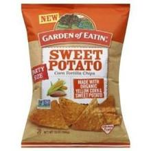 Tortilla, Sweet Potato Corn, 12 of 13 OZ, Garden Of Eatin'